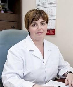 Комолятова Вера Николаевна